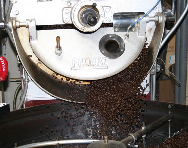 炭焼コーヒー